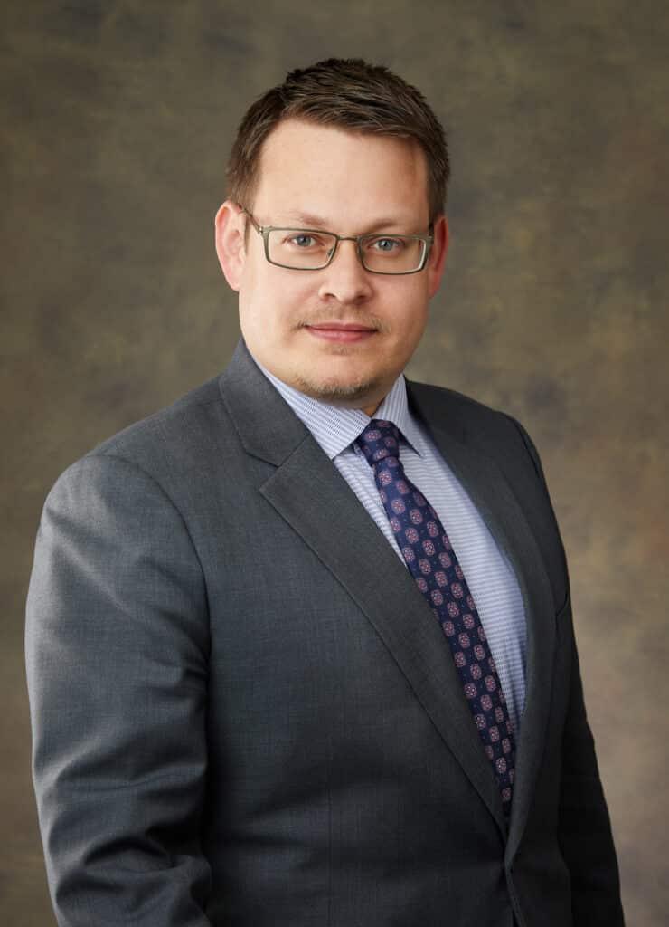 Rechtsanwalt MLaw (HSG) Matthias Fricker