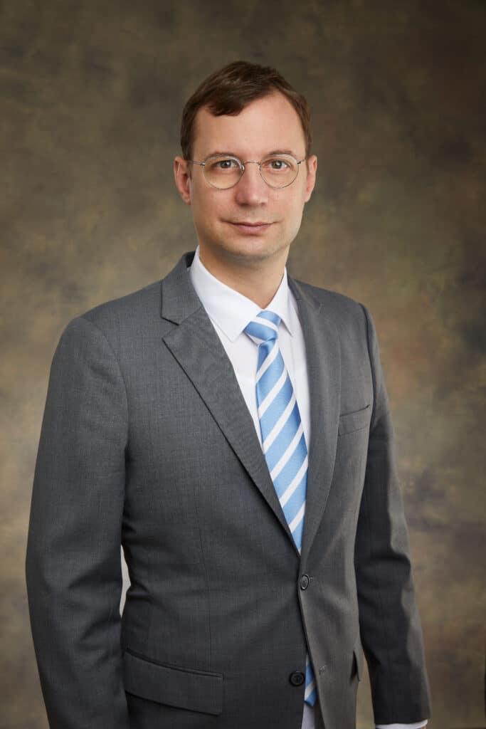 Rechtsanwalt und Partner Fabian Füllemann
