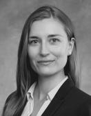 Rechtsanwaltssubstitutin Flavia Mattioz